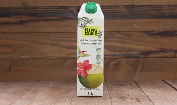 100% Coconut Water