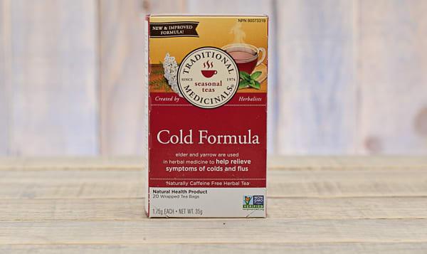 Cold Formula Tea