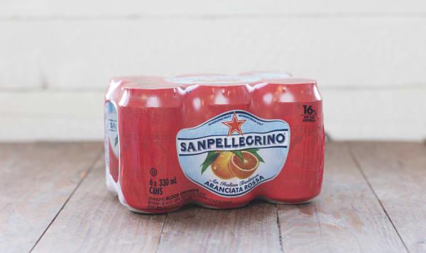 Aranciata Rossa Sparkling Water