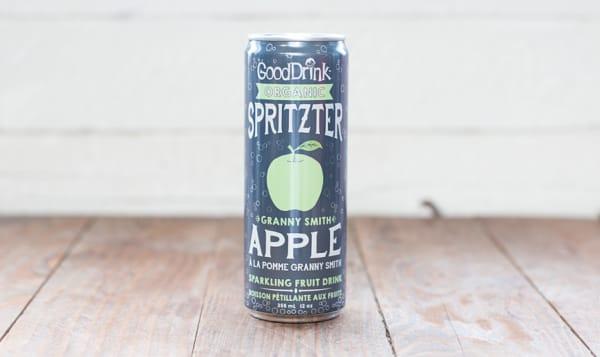 Organic Granny Smith Spritzter
