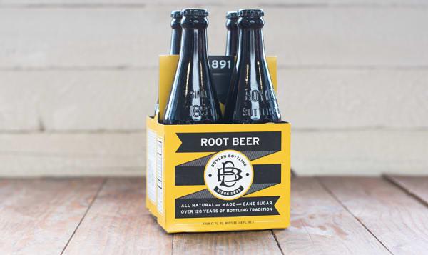 Natural Root Beer