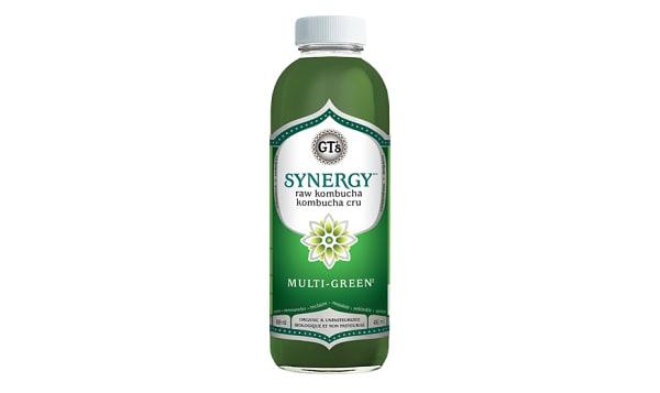 Organic Multigreen Kombucha