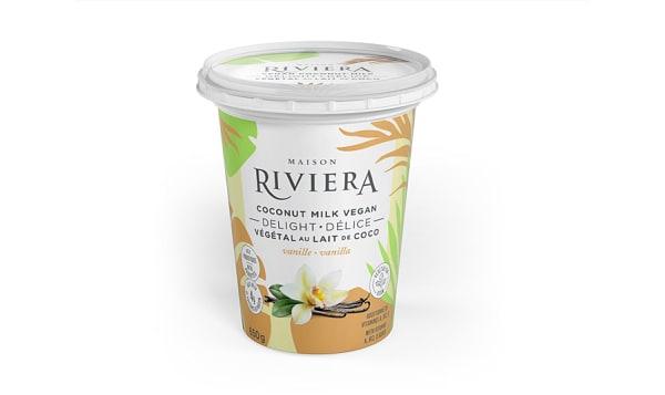 Vanilla Coconut Yogurt