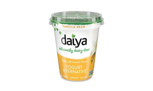 Yogurt Tub - Vanilla