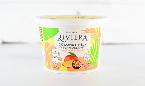 Coconut Vegan Delight - Mango Passionfruit