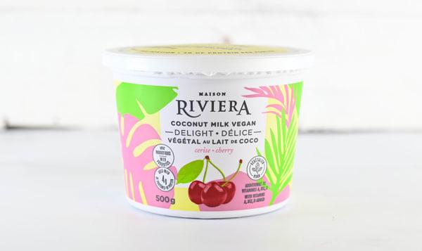 Coconut Vegan Delight - Cherry