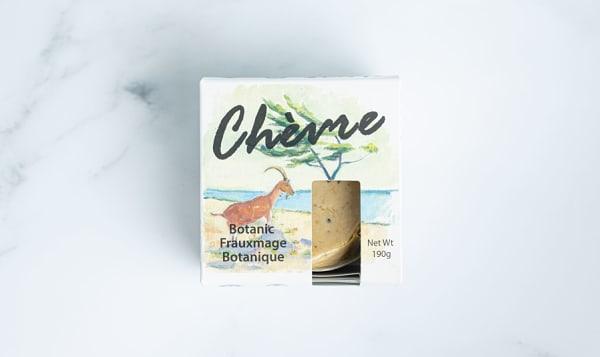 Botanic Frauxmage - Cultured Cashew, Chèvre