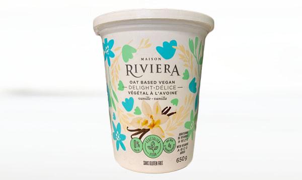 Oat Vegan Delight - Vanilla