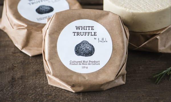 Organic White Truffle Cashew Cheese