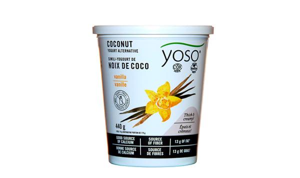 Cultured Coconut Yogurt - Vanilla