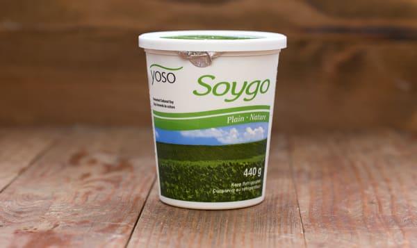 Soygo Plain Soy Yogurt