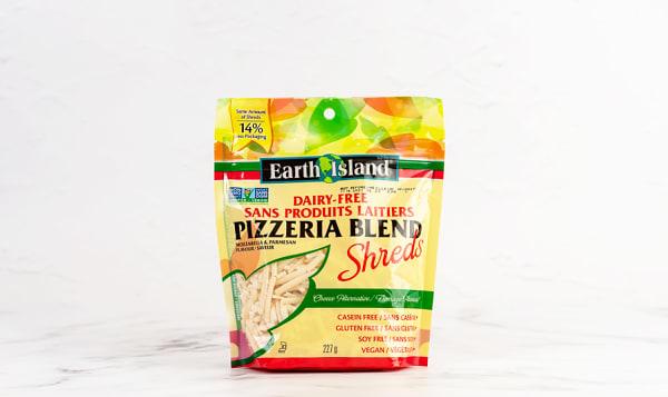 Dairy Free Pizzeria Blend Shreds