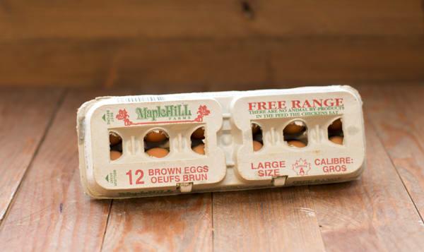 Free Range Eggs - Large