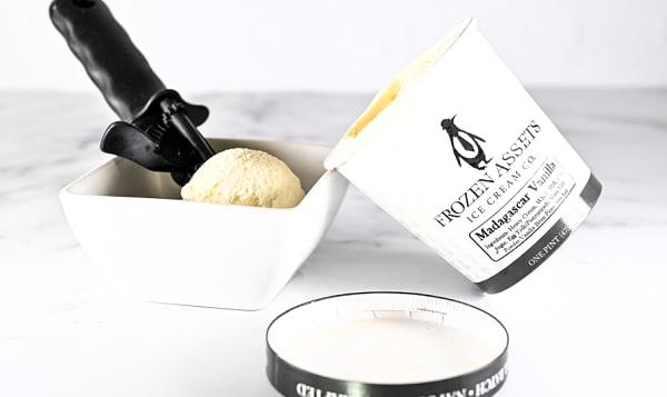 Madagascar Vanilla Ice Cream (Frozen)