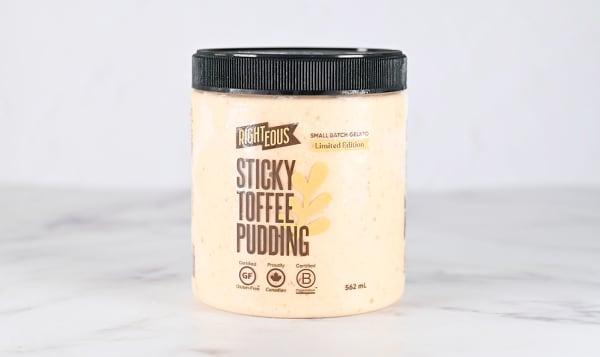 Sticky Toffee Pudding Gelato (Frozen)