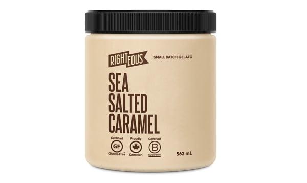 Salted Caramel Gelato (Frozen)