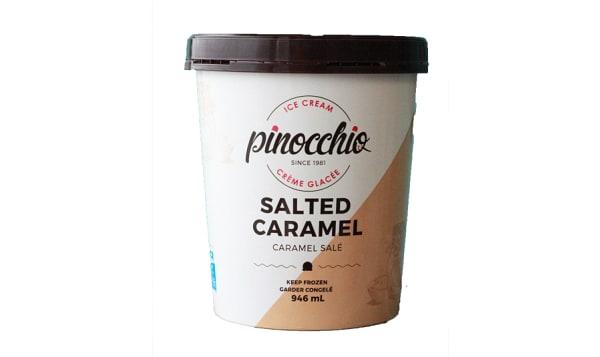 Salted Caramel Ice Cream (Frozen)