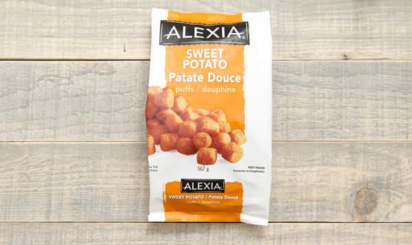 Sweet Potato Puffs (Frozen)