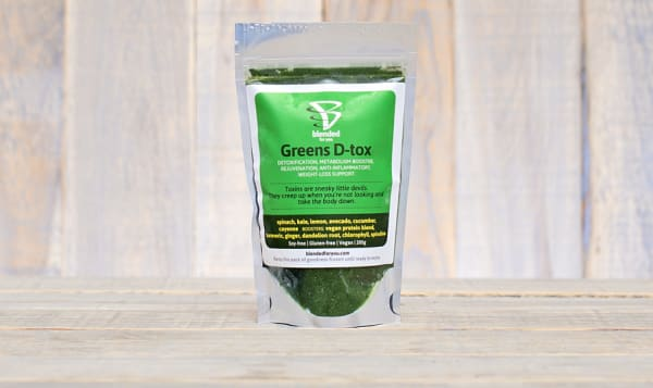 Greens D-tox Smoothie