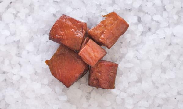 Ocean Wise & Wild Sockeye Salmon Candy (Frozen)