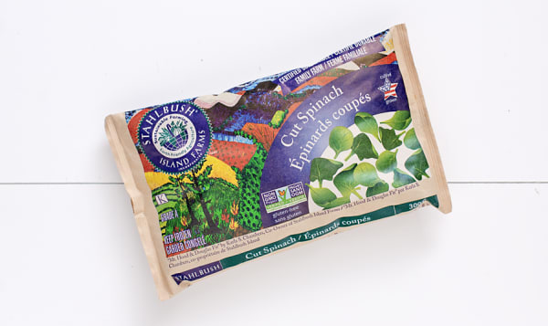 Cut Spinach (Frozen)
