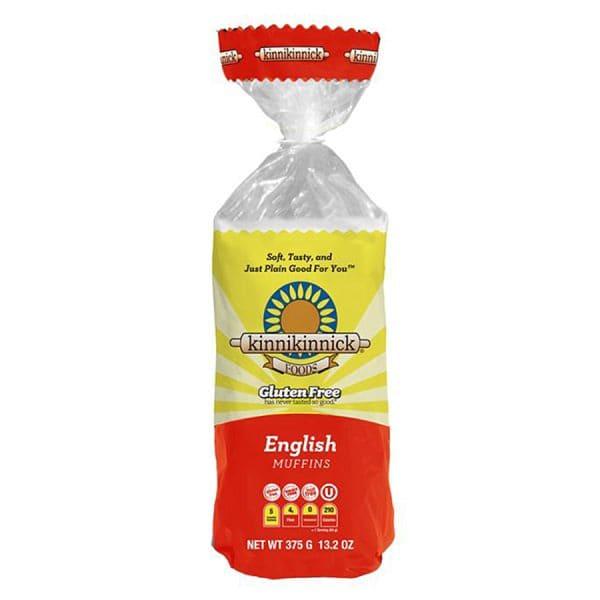 Tapioca Rice English Muffins (Frozen)