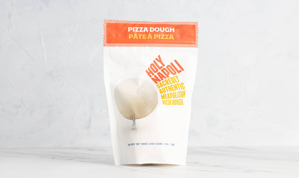 Sacredly Authentic Neapolitan Pizza Dough (Frozen)