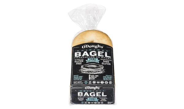 Bagel Thins - Original (Frozen)
