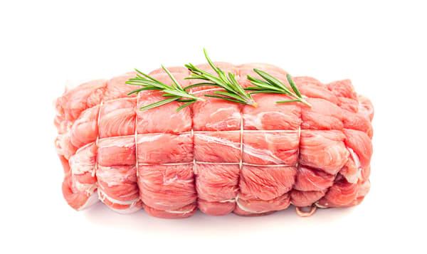 Boneless, Pork Shoulder Roast (Frozen)