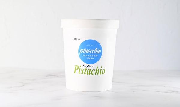 Pistachio  Ice Cream (Frozen)