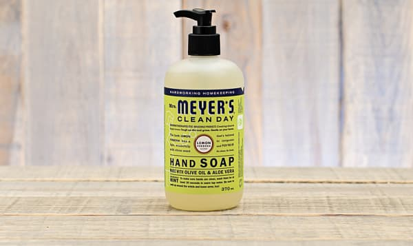 Lemon Verbena Hand Soap