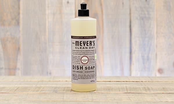 Lavender Dish Soap