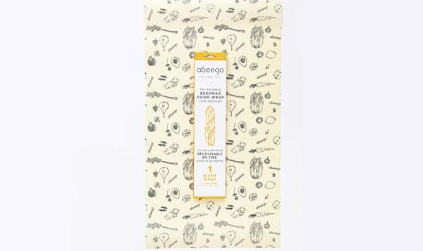 Beeswax Food Wraps   -   1 Giant Wrap!
