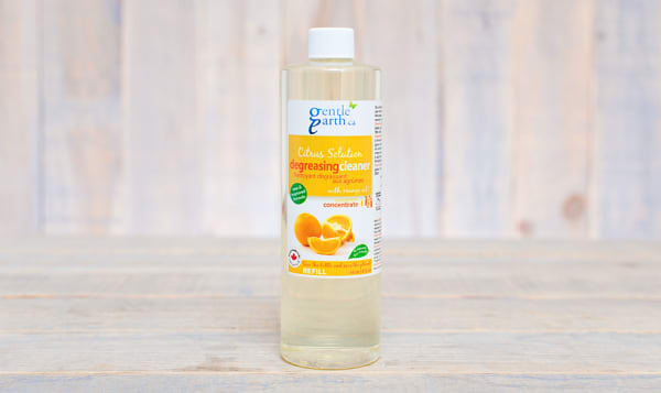 Orange Concentrated Degreaser REFILL
