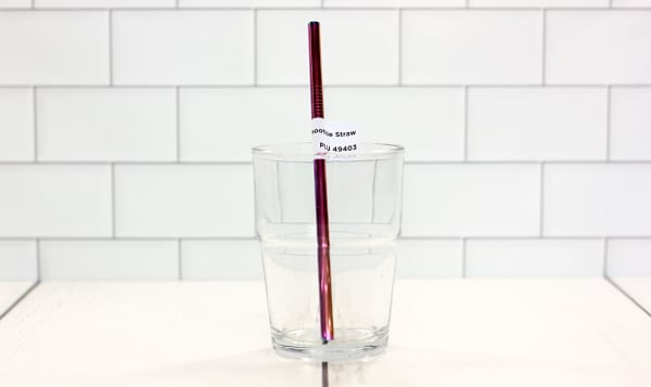 Stainless Steel Straw 8.5