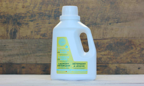 Lemon Laundry Detergent