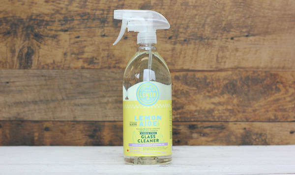 Lemon & Lavender Glass Cleaner