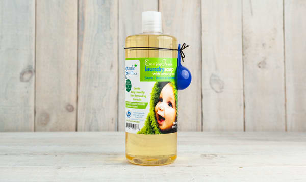 EnviroFresh Liquid Laundry Soap with Lemongrass