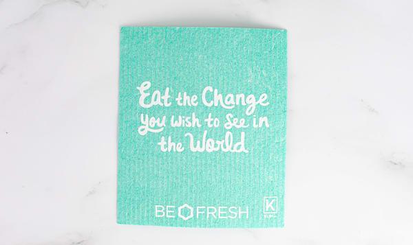 Reusable & Compostable Towel - Green