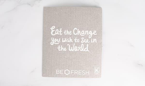Reusable & Compostable Towel - Grey