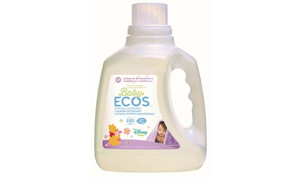 Hypoallergenic Baby Laundry Detergent, Lavender Chamomile