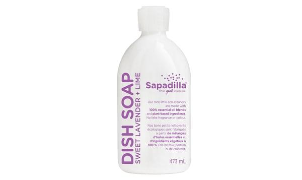 Dish Soap - Sweet Lavender & Lime
