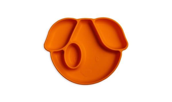Suction Plate Orange Dog