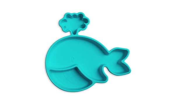 Suction Plate Blue Whale