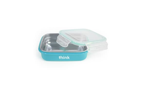 BPA Free Bento Box - Light Blue