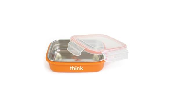 BPA Free Bento Box - Orange