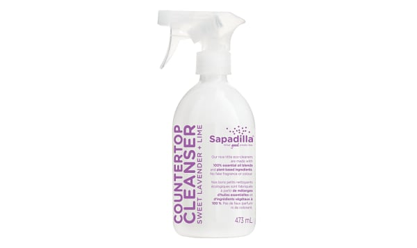 Countertop Cleaner - Sweet Lavender & Lime
