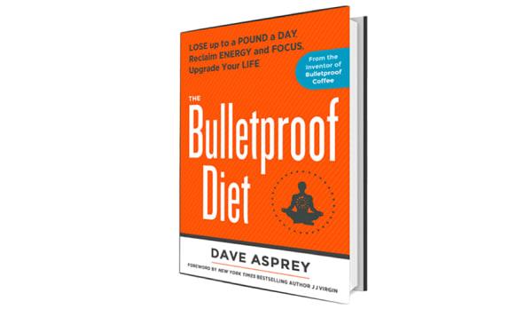 Bulletproof Diet Book