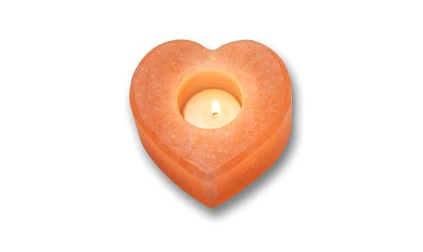 Tea Light Holder - Heart