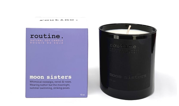 Moon Sisters Soy Wax Candle